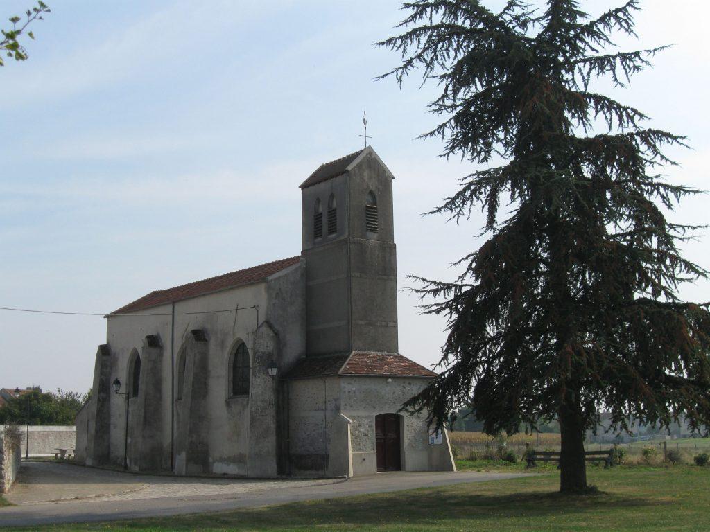 Eglise de Bussières