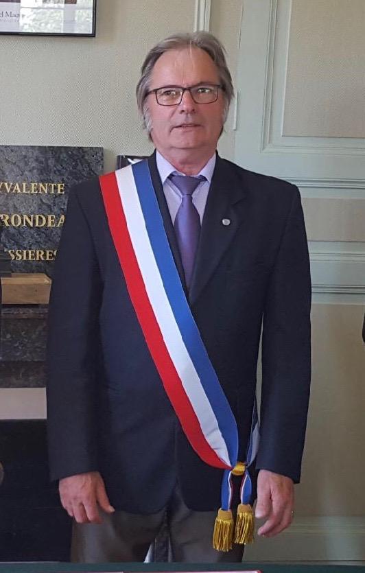 Monsieur Le Maire, Dominique MACHURÉ
